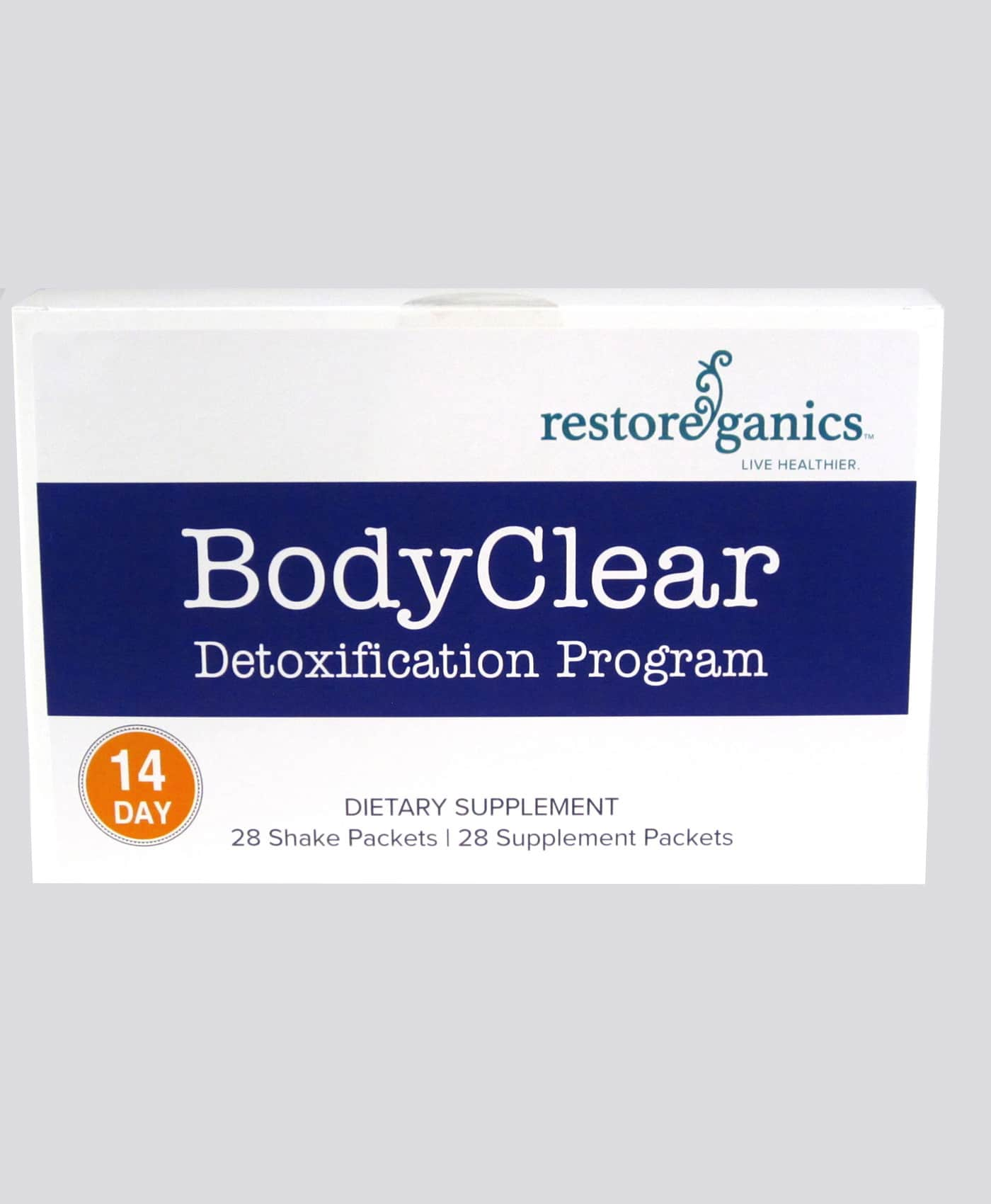 The BodyClear Detoxification Program