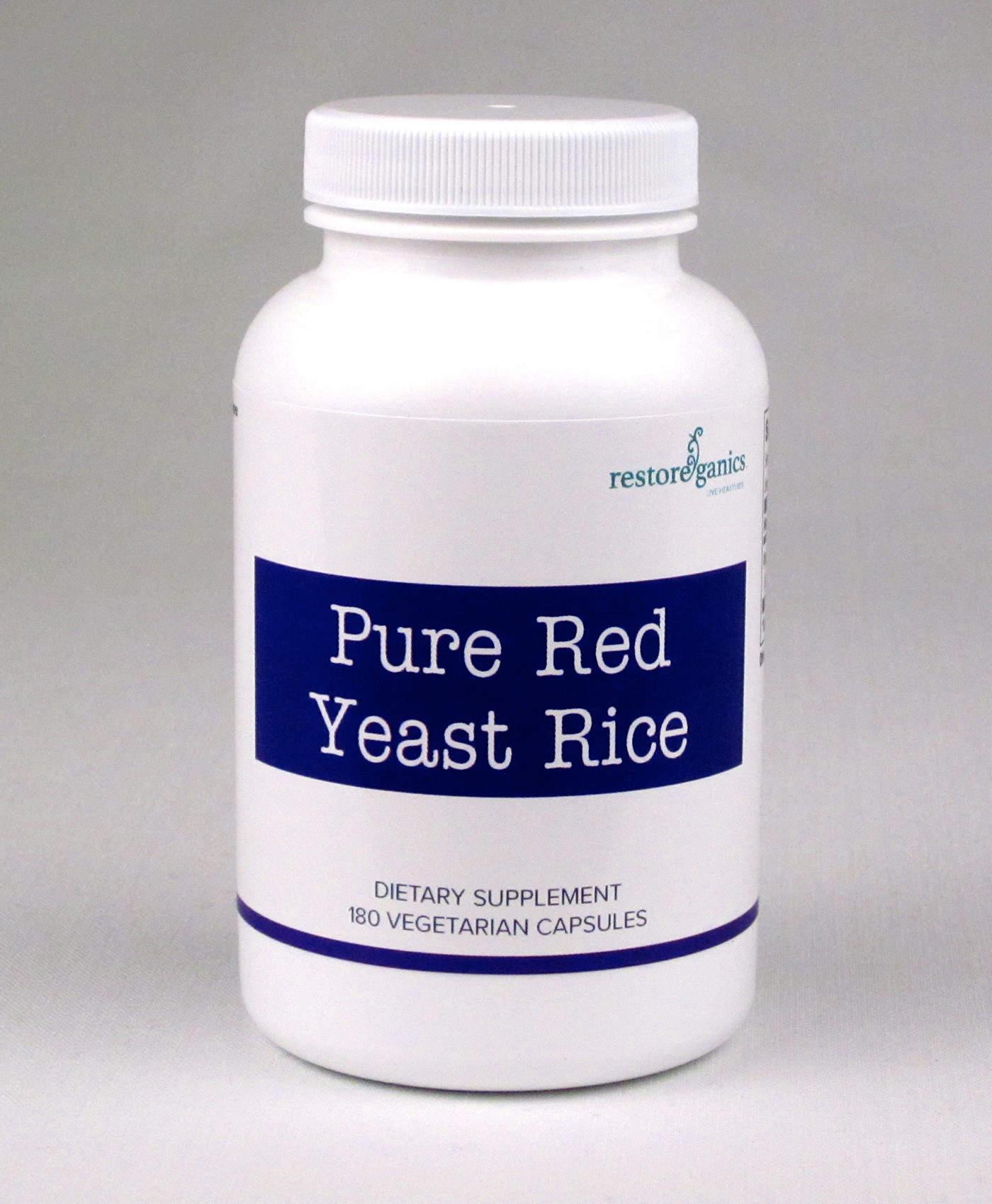Pure Red Yeast Rice
