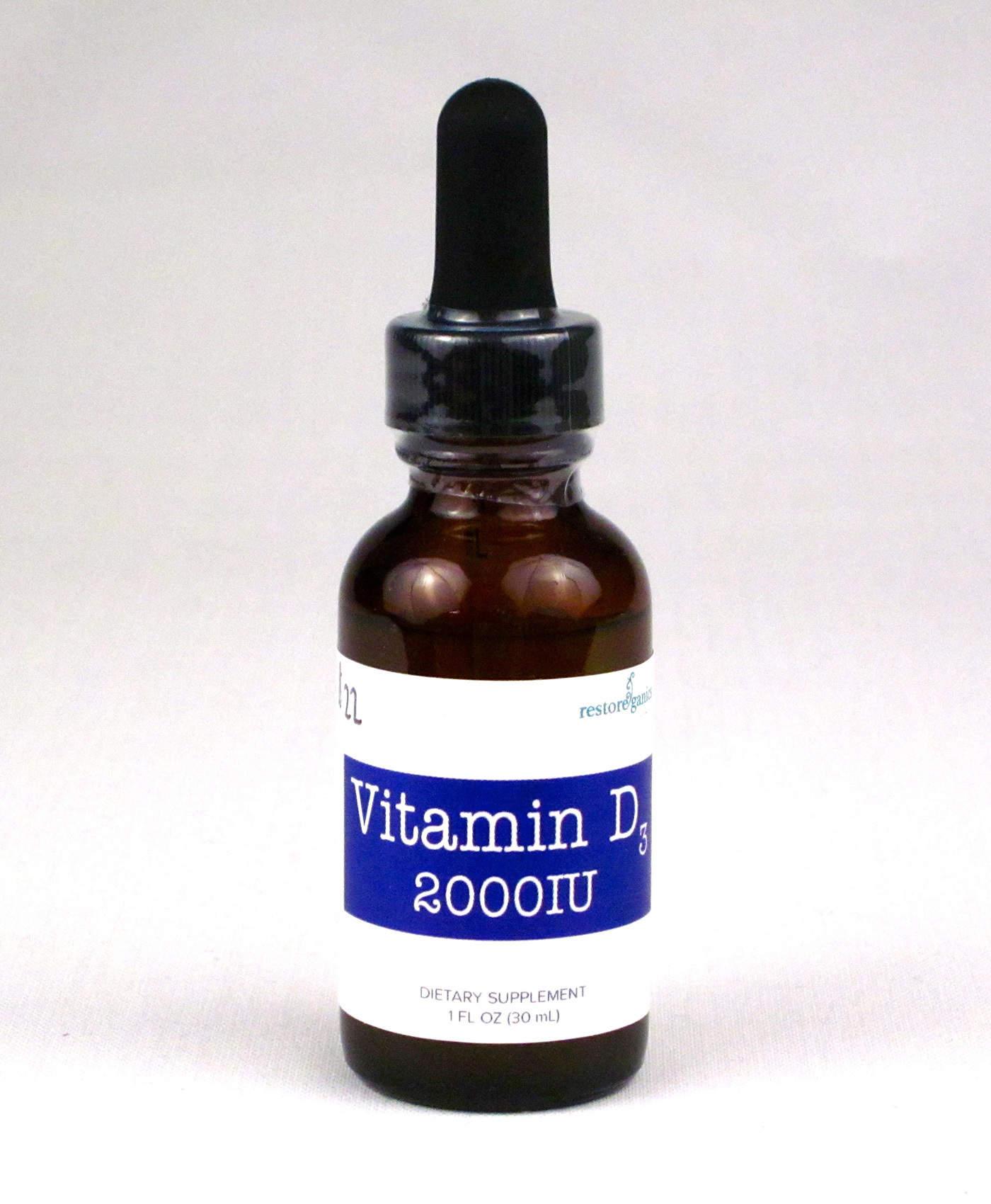 Vitamin D 2000IU